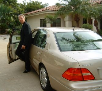 richard cadway with lexus 430 in san diego california